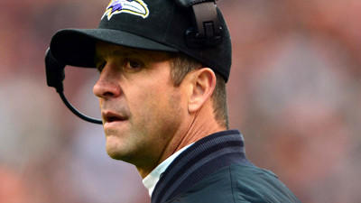 NFL spokesman weighs in on John Harbaugh's injury report commen…