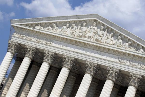 The Obama campaign shied away from making the Supreme Court a major issue.