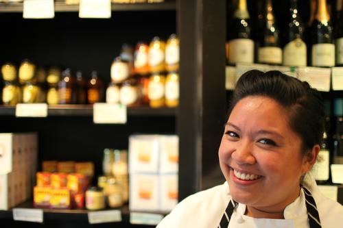 Bar Pastoral chef Chrissy Camba