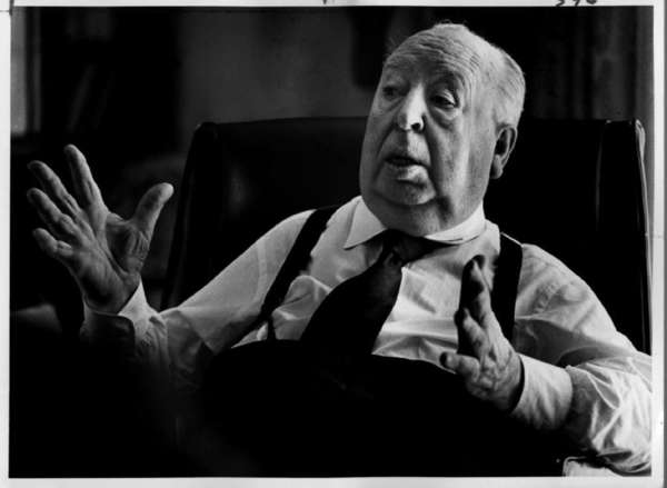 Alfred Hitchcock is front and center this week at the Cinematheque and LACMA.