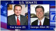 Republican George Allen has conceded the Virginia Senate race to Tim Kaine.