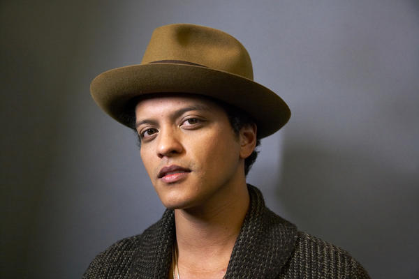 Bruno Mars is set to release his new album on Dec. 11.