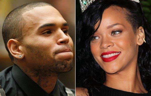 "Chris Brown will join Rihanna on a track entitled ""Nobodies Business,"" a single from her forthcoming album ""Unapologetic."""