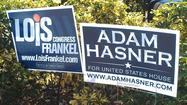 Frankel-Hasner race is hot for political insiders, not so for voters