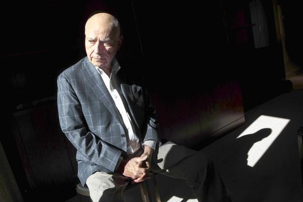 """Alan Arkin adds a little comic relief in the hostage rescue drama """"Argo."""""""