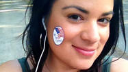 South Floridians share their 'I Voted' stickers on social media