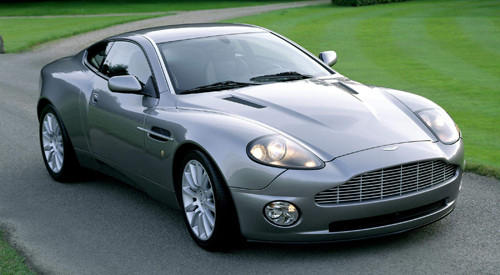 "What's a $70,000 car doing on an ""affordable"" list? Compared to more expensive Bond Astons like the DBS used in ""Casino Royale"" and ""Quantum of Solace,"" you still get to say you own an Aston that was used as a Bond car but at a more affordable price. The least expensive 2002 Vanquish we could find on Cars.com had an asking price of $69,000."