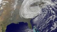 Sandy spawns another storm -- on social media