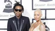 2012 VMAs: Amber Rose and Wiz Khalifa announce pregnancy