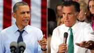 Romney wins Indiana, Obama wins Michigan