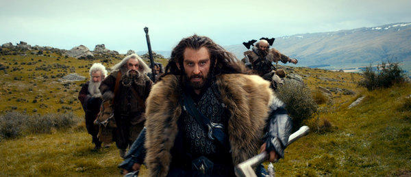 """The Hobbit: An Unexpected Journey"" will be available in a high frame rate format at about 450 theaters in the U.S. and Canada."