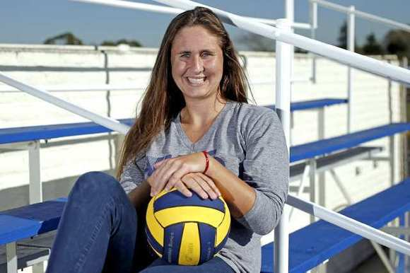 Newport Harbor High senior Elissia Schilling earned first-team All-CIF Southern Section and first-team All-Sunset League honors as a junior.