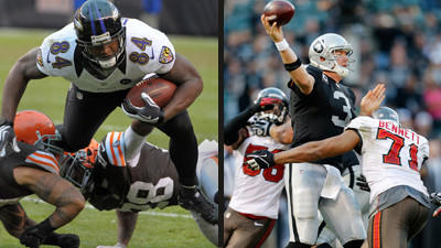 Film Study: Breaking down the Ravens and the Raiders