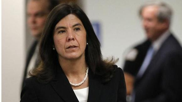 State's Attorney Anita Alvarez, 52, a career prosecutor who was first elected four years ago appears to be winning her second election.