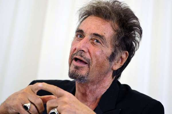 "Al Pacino is starring in the Broadway revival of David Mamet's ""Glengarry Glen Ross."""