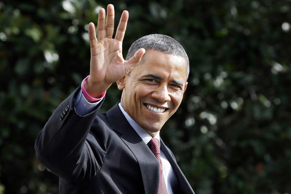 President Obama won re-election Tuesday night despite a fierce challenge from Republican Mitt Romney as well as the weak economy and high unemployment that encumbered his first term and crimped the middle class dreams of millions.