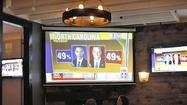 Around 8:30 p.m. on CBS, Scott Pelley announced that the network had called Wisconsin for President Barack Obama.