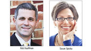 State Rep. Rob Kauffman won re-election to a fifth term Tuesday, defeating his political challenger from Shippensburg, Pa.