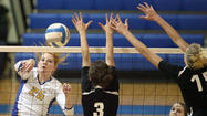 Photo Gallery: District 3AA Volleyball