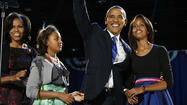 President Obama overcame a disappointingly slow economic recovery and a massive advertising onslaught to win a second term Tuesday night, forging a coalition of women, minorities and young people that reflects the changing political face of America.