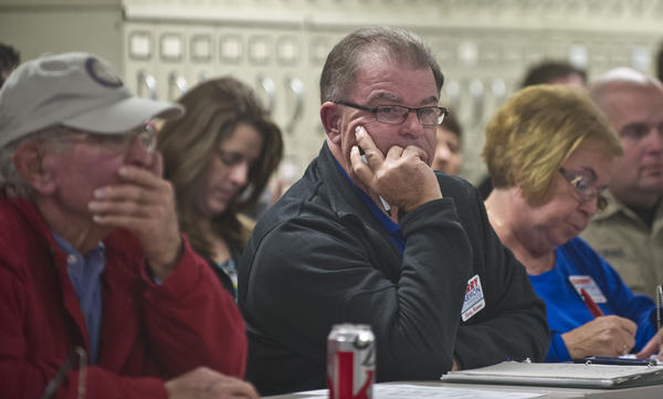 Photo Gallery: Voting results in Boyle County