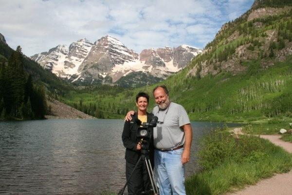 "John Holod and Jodie Ginter will present ""The Great Rocky Mountain RV Adventure,"" as part of the Kiwanis Club of Petoskey Travel and Adventure series."