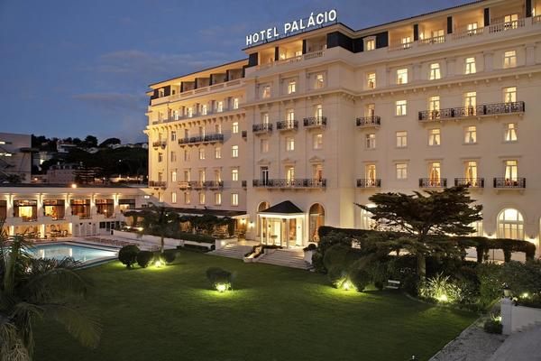 "Just 25 minutes from Lisbon, this magnificent hotel was a meeting place for British and German spies during the Second World War and appeared in the 1969 film, ""On Her Majesty's Secret Service"" -- the only James Bond movie in which George Lazenby played the iconic role."