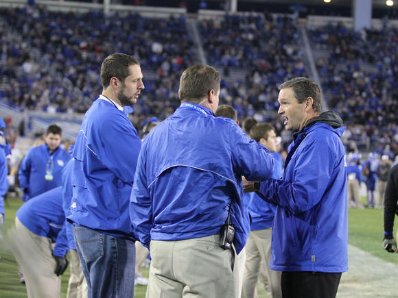 Jacob Tamme, Mitch Barnhart