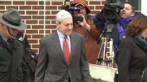 Former PSU President Graham Spanier Free on Bail