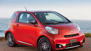 Toyota issues recall of Scion iQ microcar