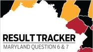 Question 6 & 7 tracker: Interactive map