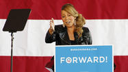 Mariah Carey releases Obama-inspired ballad 'Bring It On Home'