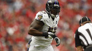 Terrell Suggs looking forward to playing at home for first time in 2012