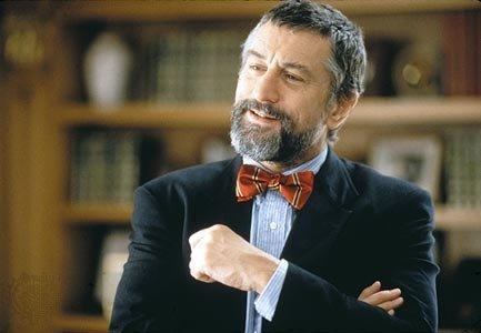 "Robert De Niro in ""Wag the Dog"""