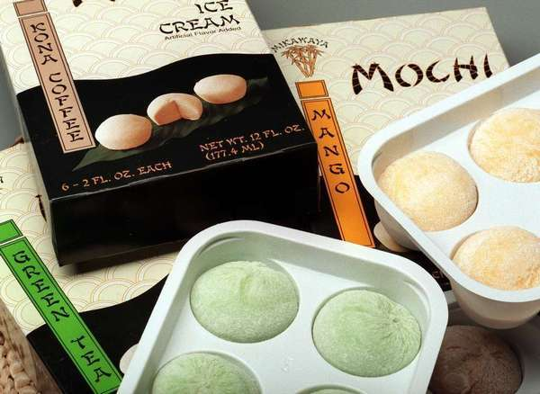 Mochi ice cream was the creation of Frances Hashimoto, a third-generation Mikawaya Bakery and Little Tokyo community leader who died Sunday at 69.