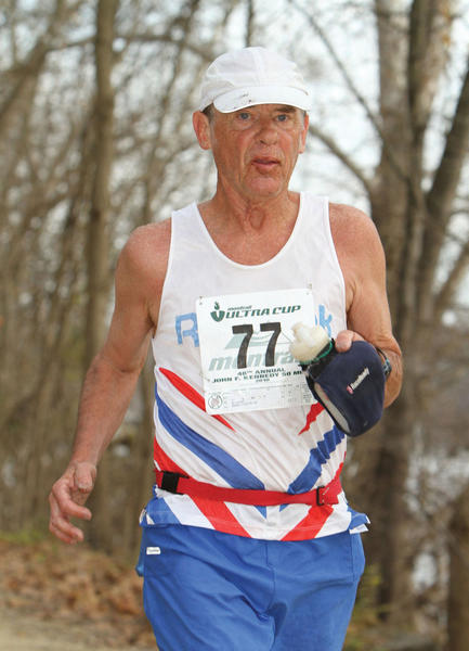 Ed Ayres of Green Valley, Calif., won the JFK 50-Mile Race in 1977. He wrote his memoir based on his experience in the race in 2001 at the age of 60.