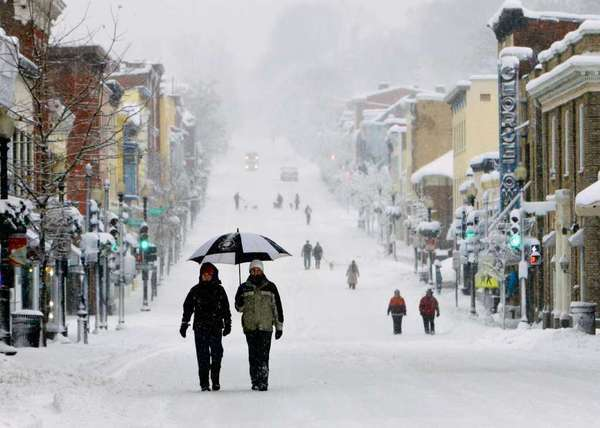 Researchers say that heart-related deaths climb in winter -- in mild as well as snowy climes.