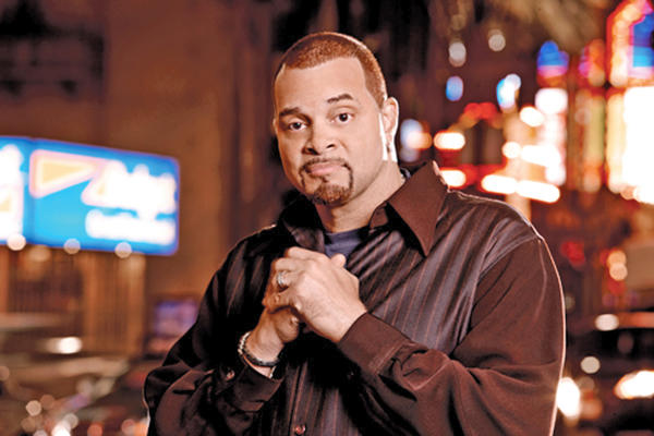 Actor and comedian Sinbad will perform at 8 p.m. Friday, Nov. 16, at Shippensburg University's H. Ric Luhrs Performing Arts Center in Shippensburg, Pa.