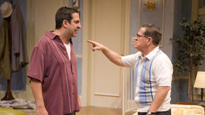 The casting was messy, but show goes on for 'Odd Couple'