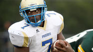 Richie Staton becomes Phoebus' Mr. Versatility this fall