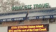 Sandy Evacuees on Staten Island Don't Have Energy to Worry About New Storm