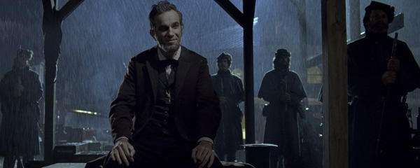 "Daniel Day-Lewis stars in ""Lincoln."""