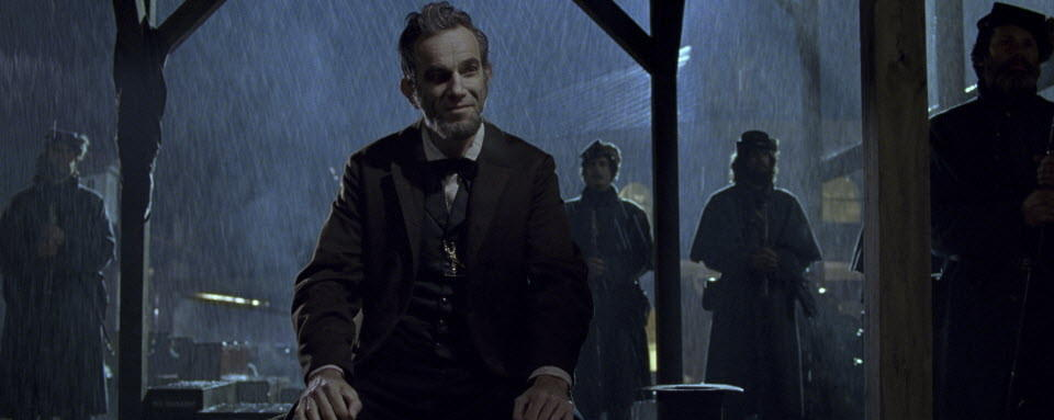 """Daniel Day-Lewis stars in """"Lincoln."""""""
