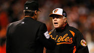 Buck Showalter a finalist for AL Manager of the Year award