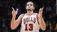 Magic players miffed by Joakim Noah's last-second 3-point try Tuesday