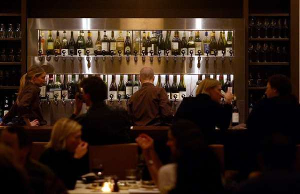 A.O.C. restaurant, shown here, will be moving to West 3rd Street's Il Covo space.