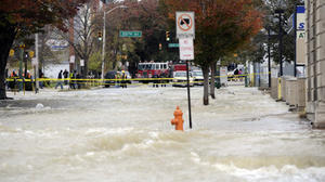 City re-emphasizes need to replace infrastructure after water main break