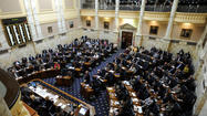 Lawyers for the state defended Maryland's new General Assembly districts Wednesday, telling Maryland's highest judges that while the map may not please everyone, it's legal and proper.