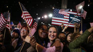 Daum: Obama and the single girl