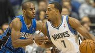 Pictures:  Orlando Magic vs. Minnesota Timberwolves